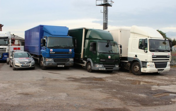 HGV / LGV Training